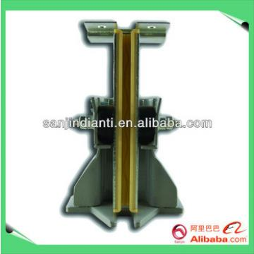 Guide Shoe for elevator parts, elevator guide shoe, lift guide shoe