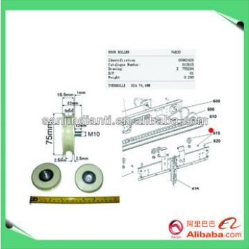 lift door roller ID.NR.962428 elevator door lock roller