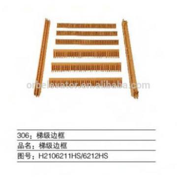 Escalator Step Decoration Frame