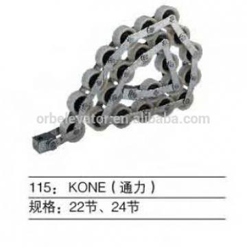KONE Escalator rotary chain
