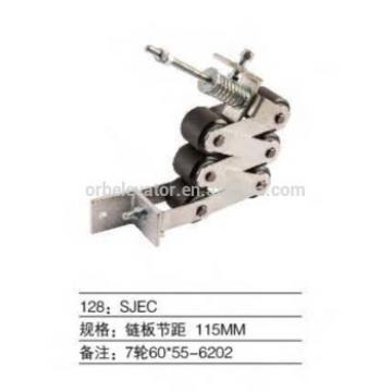 SJEC Escalator handrail pressure chain