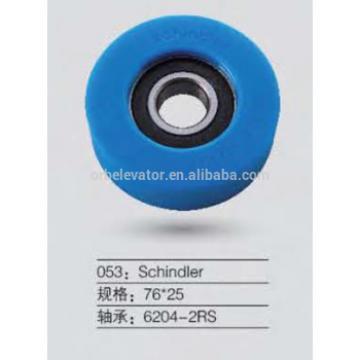 Schindler escalator trolley wheel 76*25