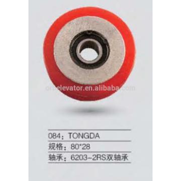TONGDA escalator step roller trolley wheel