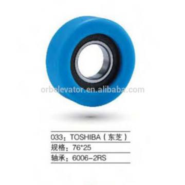 TOSHIBA escalator roller 76*25