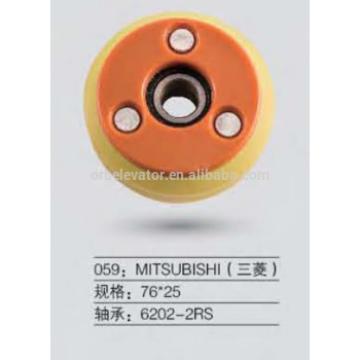 Mitsubishi escalator roller 76*25