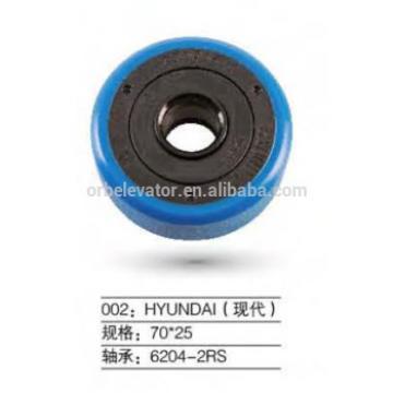Hyundai escalator trolley wheel