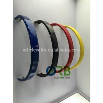 Mitsubishi Escalator handrail belt rubber belt multi-color