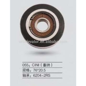 CINI escalator wheel 76*21 step roller