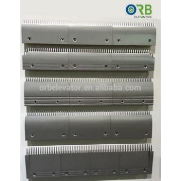 Escalator comb plate aluminium alloy