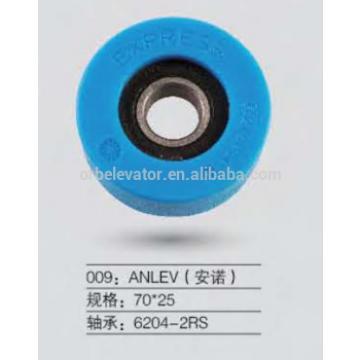 ANLEV escalator roller 70*25 step roller