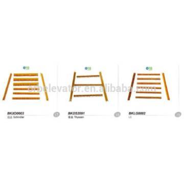 Escalator Step Decoration