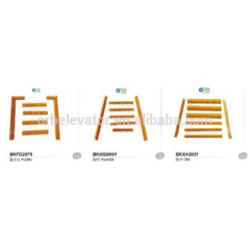 Step Decoration Frame for Escalator