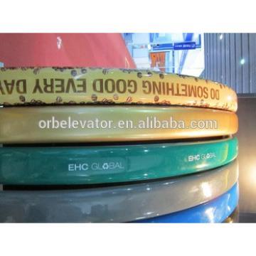 EHC Escalator rubber handrail belt
