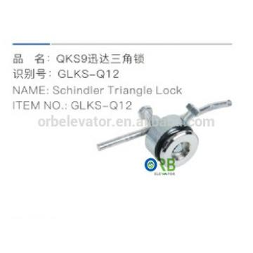 Schindler elevator triangular door lock lift parts