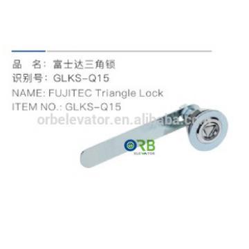 FUJITEC elevator triangular door lock lift parts
