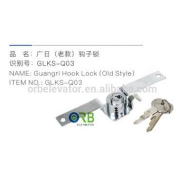 Guangri elevator door hook lock