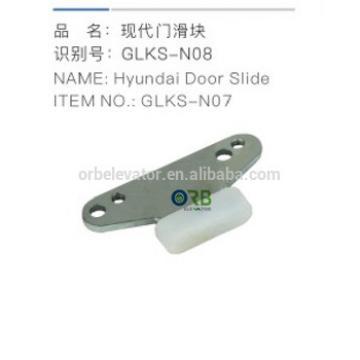 Hyundai door slider