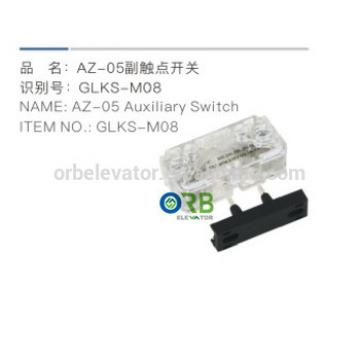 Elevator contact switch