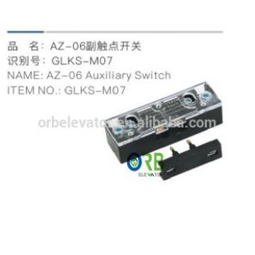 AZ-06 Elevator auxiliary switch
