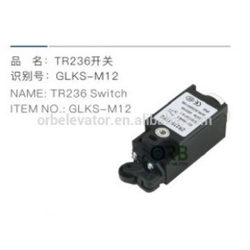 Elevator switch TR236