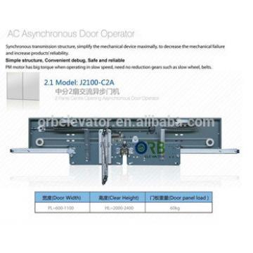 Elevator door operator, Fermator type, lift car door operator AC Asynchronous door motor