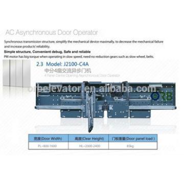 Elevator door operator Fermator type AC Asynchronous door motor