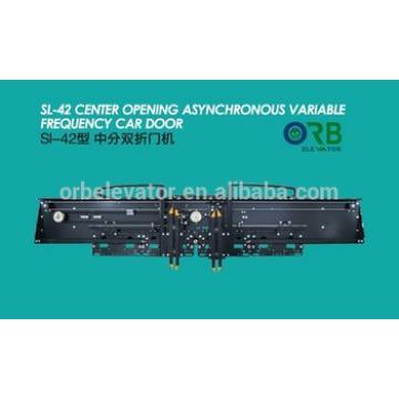 Elevator asynchronous variable frequency car door device VVVF Selcom car door operator