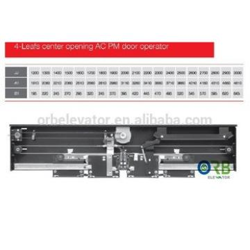Mitsubishi elevator car door operator, THP131-35 four panel, PM