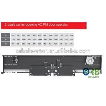 AC PM lift car door operator door system TKP131-09