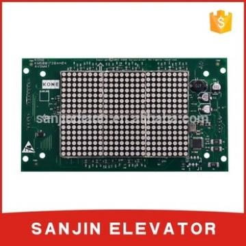 KONE Elevator Display Board KM50017283G01