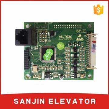 STEP elevator panel AS-T036, elevator parts diagram, elevator design