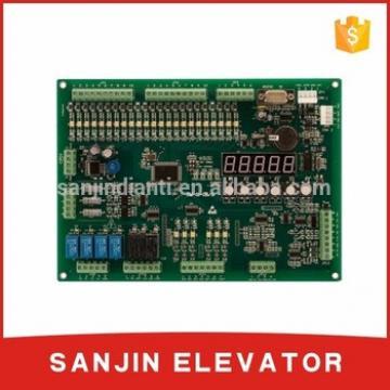 STEP elevator panel card SM-01 CDA, STEP panel