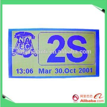 Elevator LCD Position Indicator Displays