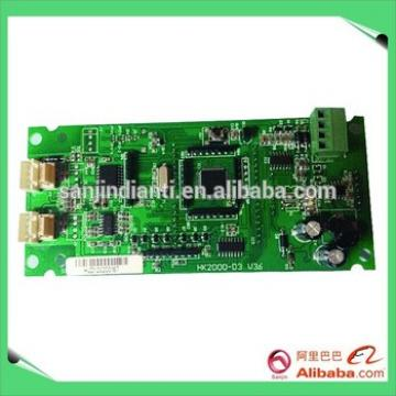 Hot Sales elevator display panel card HK2000-D3