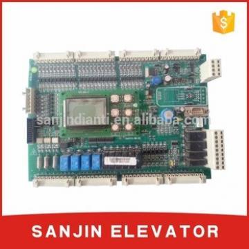 elevator board, panel board elevator, elevator car control board SANYO-E2-01