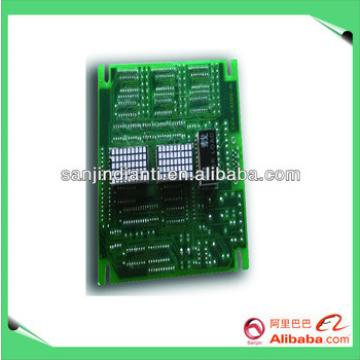 Fuji elevator display board CZX-CXIDZ-A, elevator products, elevator parts for sale