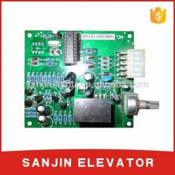 Hyundai elevator station clock board DZZ-XDDT, lift control board