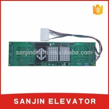 Hitachi elevator display panel board GVF-2