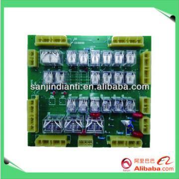 Hitachi elevator relay board R10-12100030, elevator parts diagram