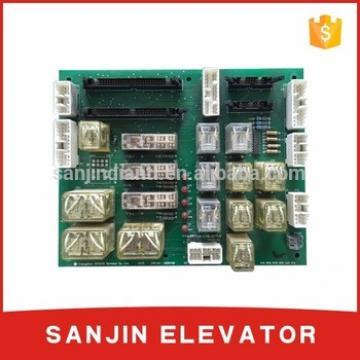 Hitachi elevator relay panel IOSB 12501749
