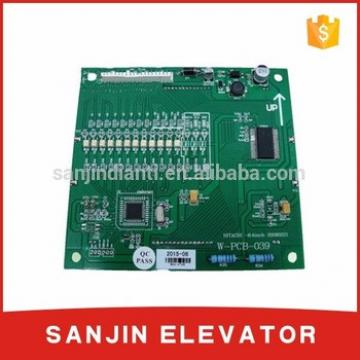 Hitachi elevator car LCD panel W-PCB-039
