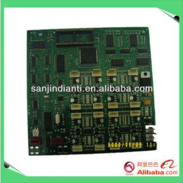 Thyssen elevator parts pcb MF4-S, elevator control pcb board