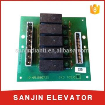 Elevator Safety Circuit Diagnostic Board SKD 105 ID.NR.590735