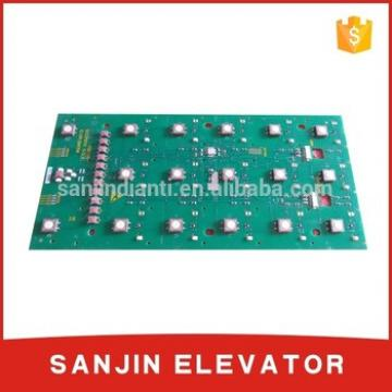 elevator button board ID.NR.594104 , elevator push button board