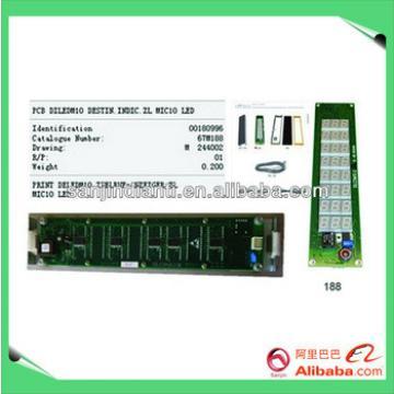 elevator pcb ID.NR.180996 pcb board for elevators