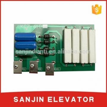 Mitsubishi circuit board for elevators KCZ-610
