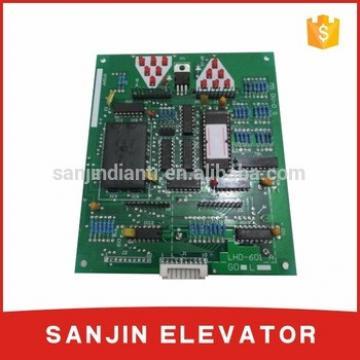Mitsubishi elevator car control board LHD-601A mitsubishi control board