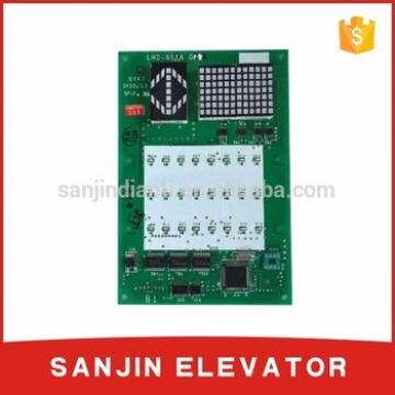 Mitsubishi elevator door control board LHD-650AG23