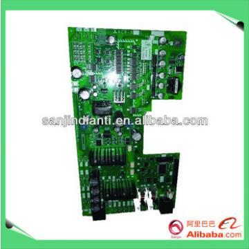 Mitsubishi elevator power driver board KCR-911B, lift power board