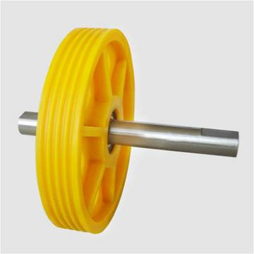nylon plastic pulley wheels for guangzhou elevator